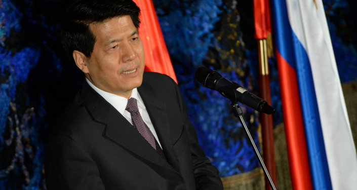 China's Ambassador  Li Hui
