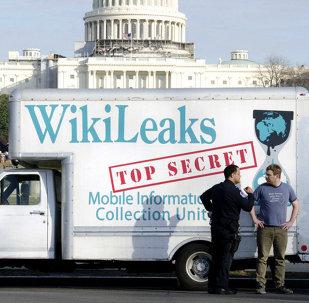 Wikileaks Van