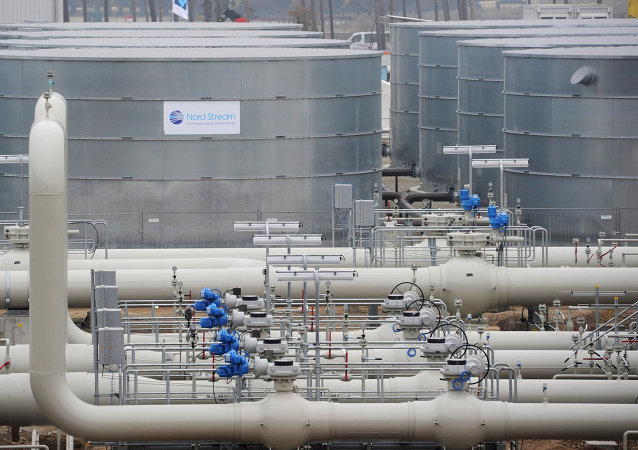 The head of Russia's state-owned energy company Gazprom Alexei Miller and German Minister for Economic Affairs and Energy Sigmar Gabriel discussed the reliability of Russian gas supplies to Europe and progress in implementing the Nord Stream-2 project.