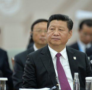 President of the People's Republic of China Xi Jinping