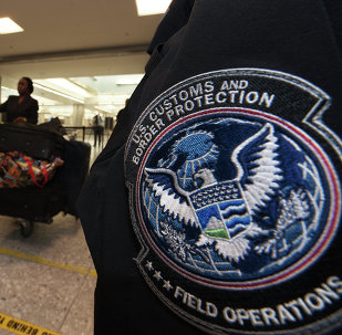 US Customs and Border Protection Officer