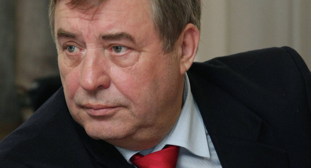 Former chairman of Russia's lower house of parliament Gennadiy Seleznyov