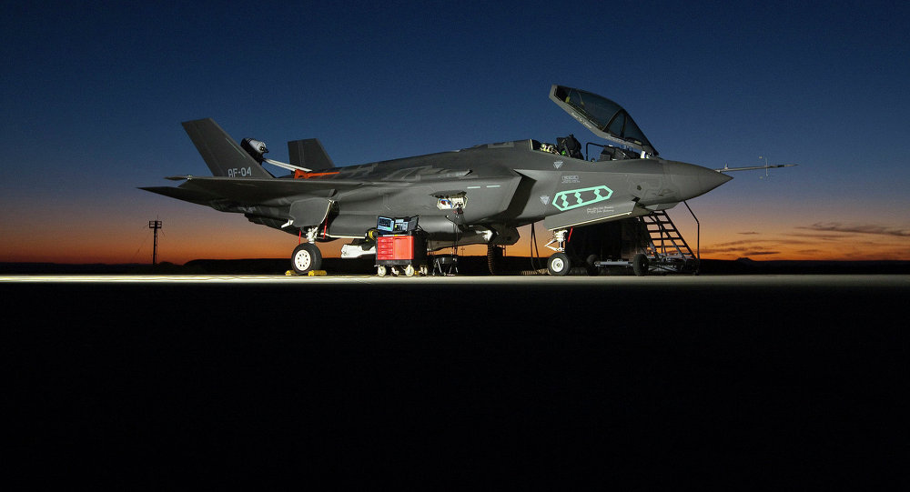 Air Force F-35A Heads to Europe for Maiden Deployment