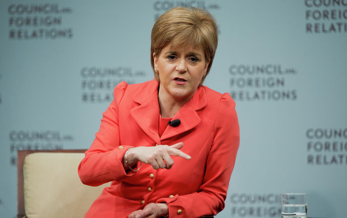 In late June, Nicola Sturgeon said that she would consider quarantining tourists arriving in Scotland from any other part of the UK and that the Scottish government's coronavirus-related strategy was to