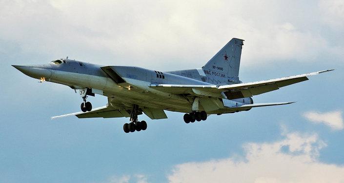 Tu-22M3 bomber