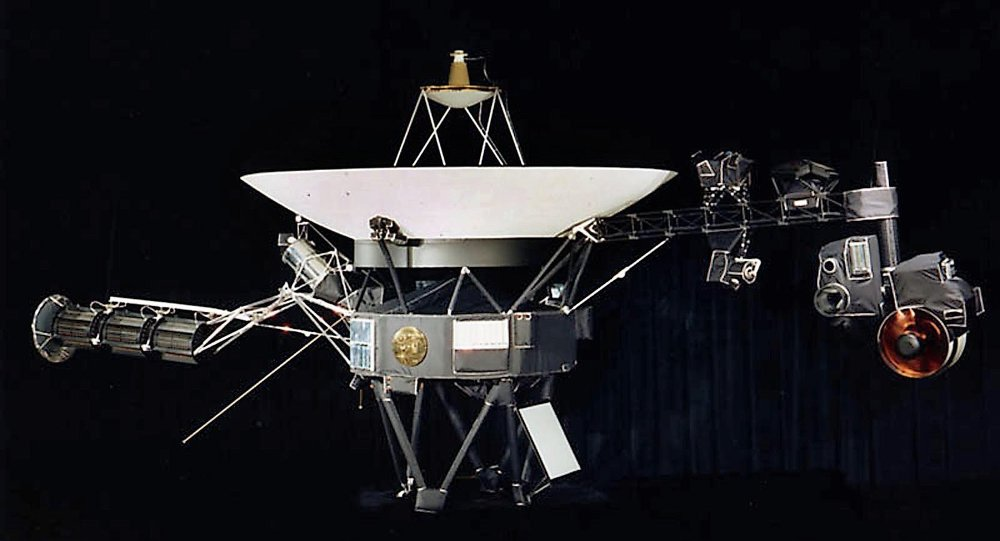 Voyager 2 Sends Back First Messages From Interstellar Space