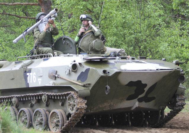 'Masters of Air Defense' Battle at Army Games