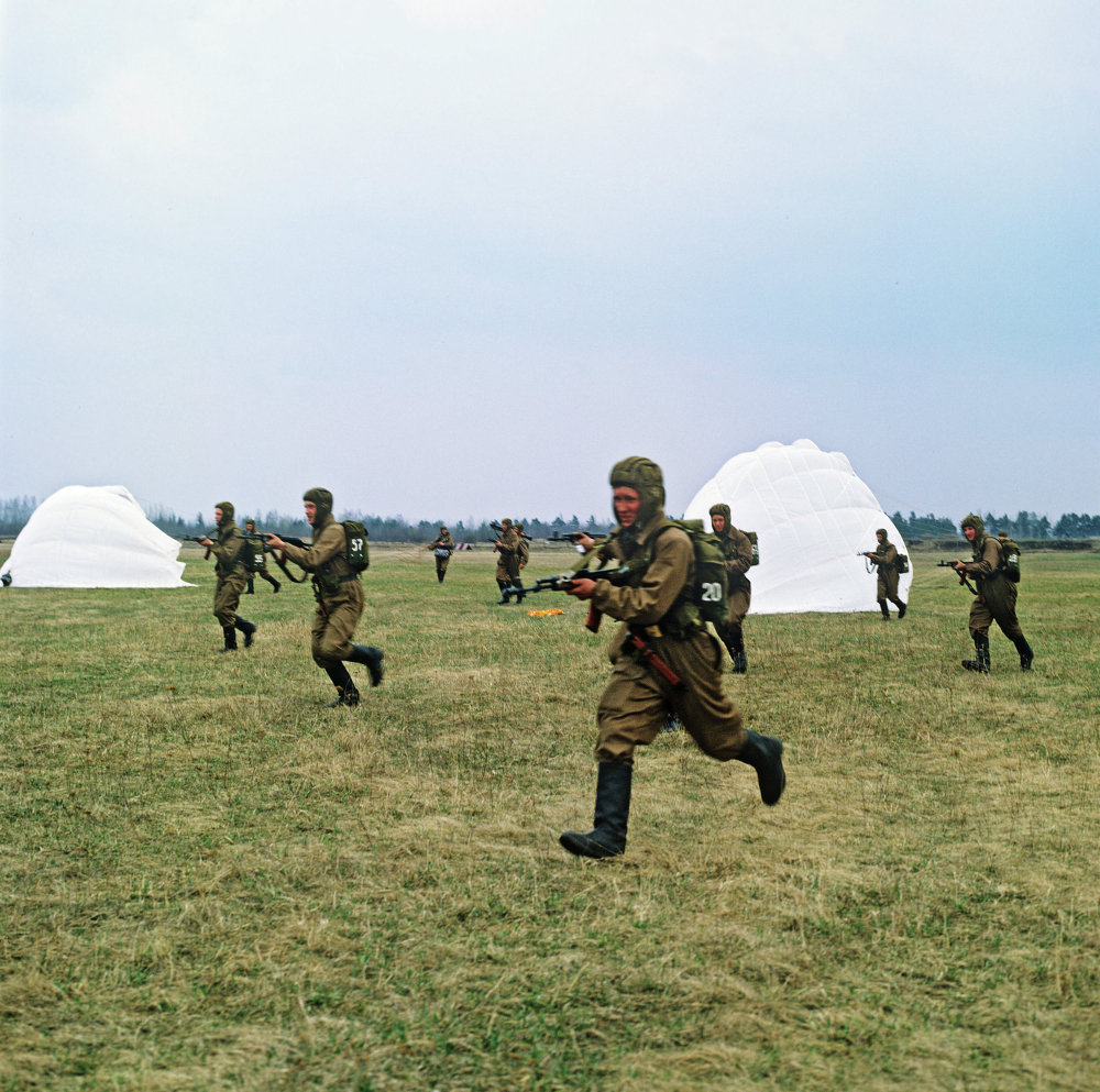 Best of the Best: Russia Celebrates Airborne Troops Day