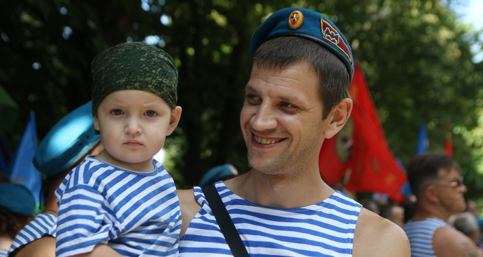 Paratroopers Day celebrations across Russia