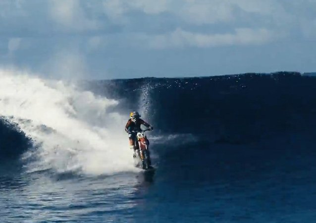 Robbie Maddison's 'Pipe Dream'