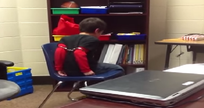 Lawsuit: Kentucky Cops Handcuffed, 'Traumatized' Elementary School Students