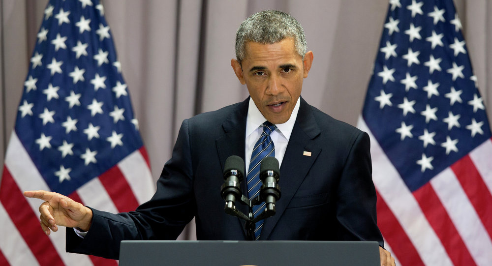 President Barack Obama speaks about the nuclear deal with Iran, Wednesday, Aug. 5, 2015, at American University in Washington