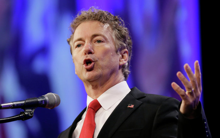 Sen. Rand Paul: US Exit From INF Treaty to Undo Decades of Arms Control Efforts