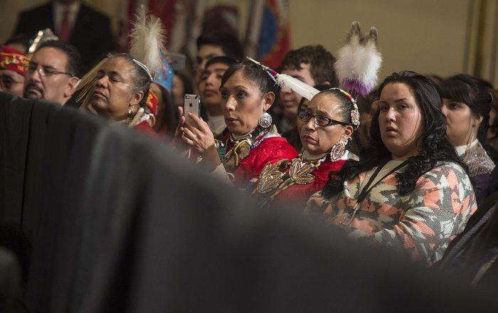 US Gov't Seeks to Seize Sacred Lands of Native Americans - Cherokee Elder