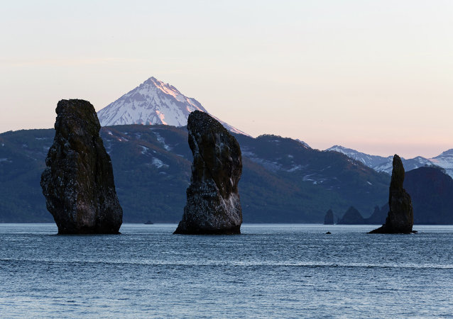 Views of Russia. Kamchatka