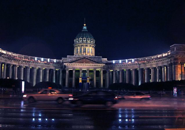 200th Anniversary of St. Petersburg's Kazan Cathedral