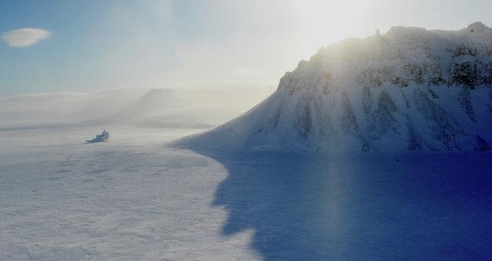 Franz Josef Land archipelago