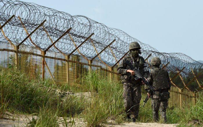 Defecting North Korean Soldier Shot in Back, Survives to Cross DMZ
