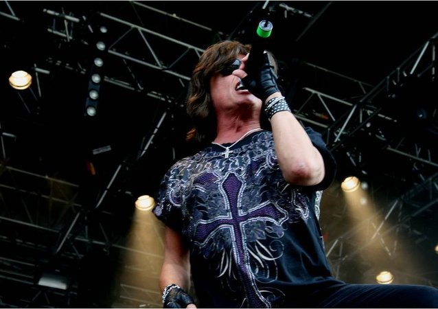 Joe Lynn Turner. Over The Rainbow at Norway Rock Festival, 2010