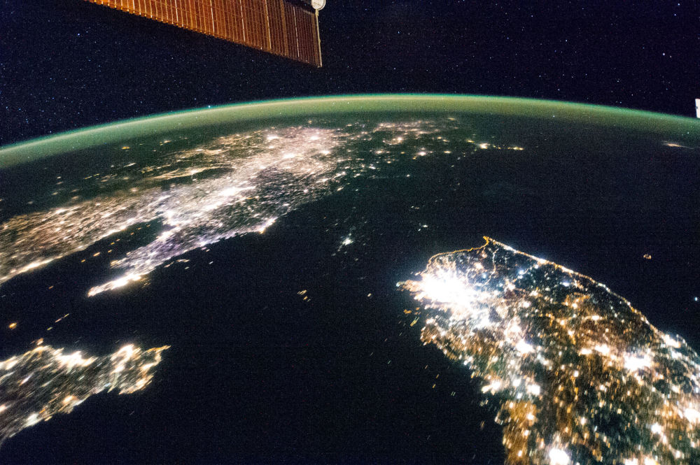 Eye in the Sky: How Earth Looks From Aboard the ISS