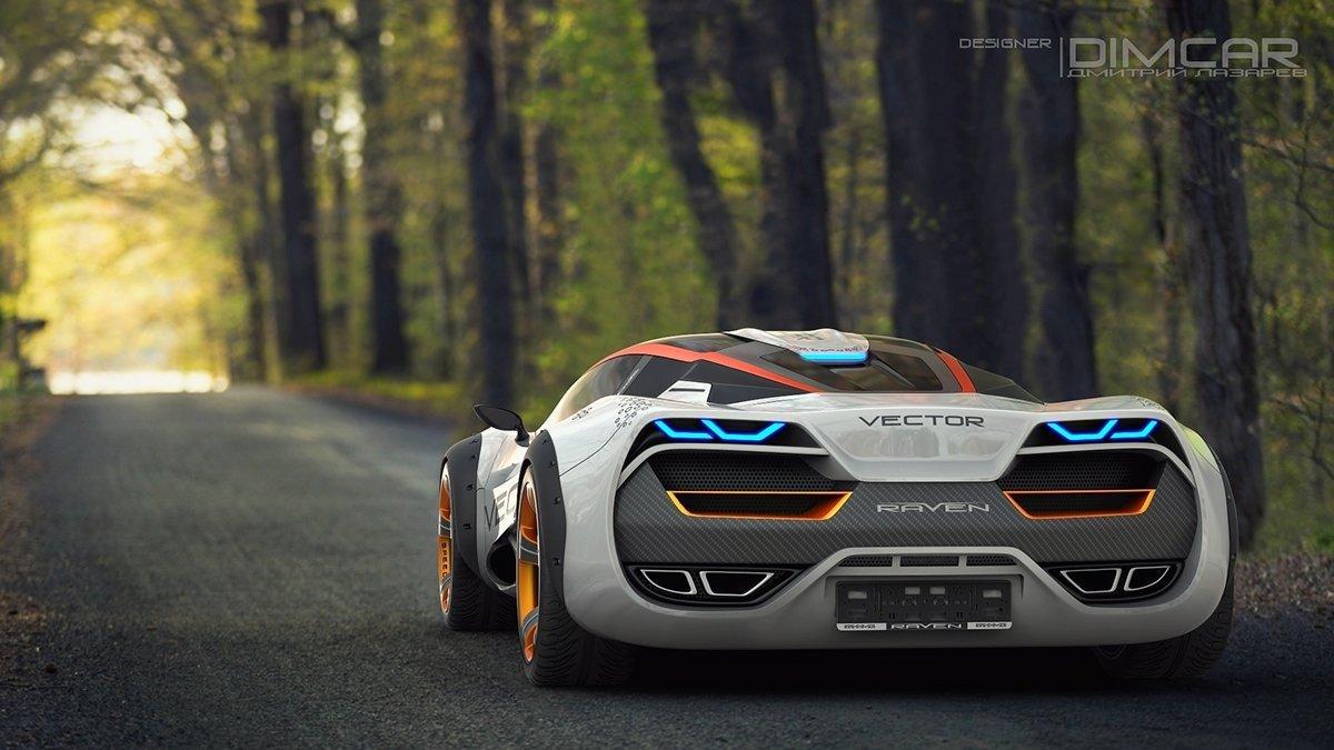 Supercar Designer Finds Manufacturer For Lada Of His Dreams Sputnik International