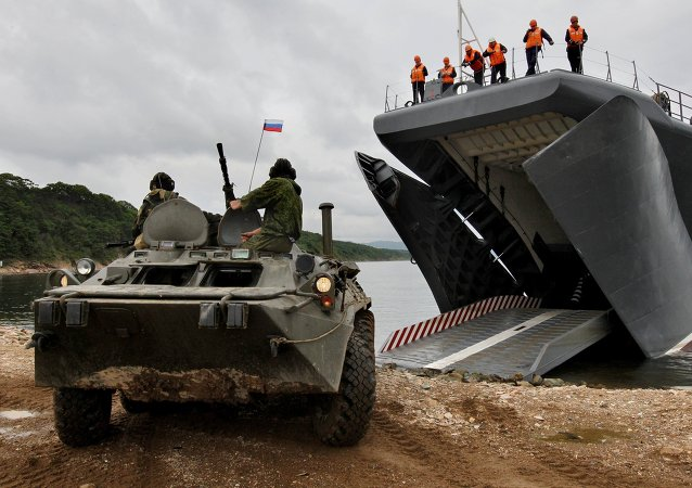 Russia's, China's Naval Cooperation 2015 drill enters active stage