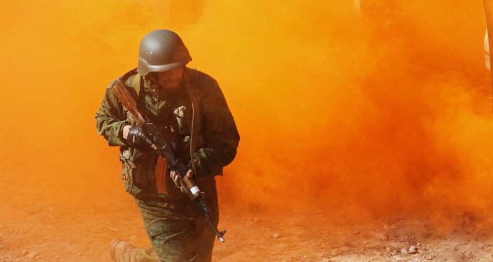 SCO special forces hold military drills in Kyrgyzstan