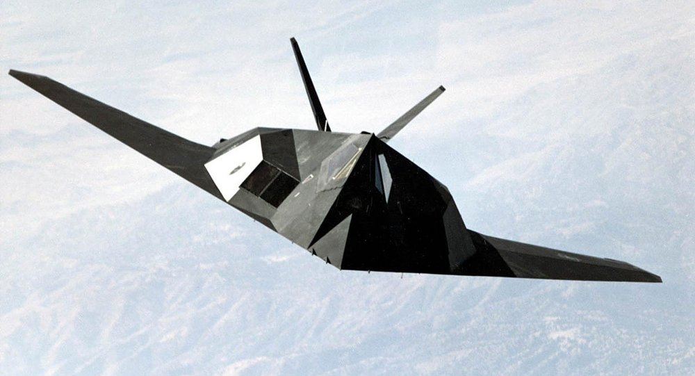 Out of Retirement: US F-117 Jet That Bombed Yugoslavia ...