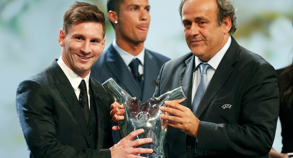 Messi: I knew I wouldn't win Ballon d'Or