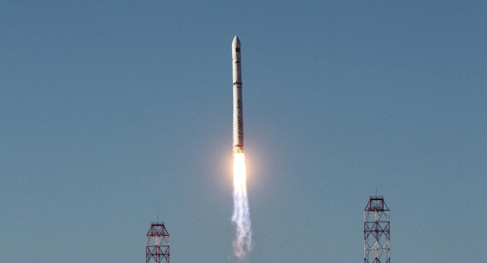Запуск ракеты-носителя Зенит-3 СЛ БФ