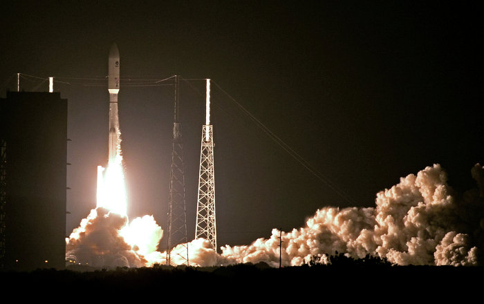 NASA Launches Atlas V Rocket With Revolutionary Weather ...