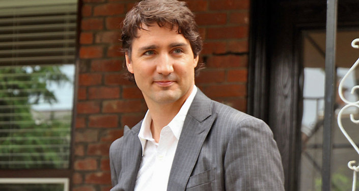 Justin Trudeau, MP