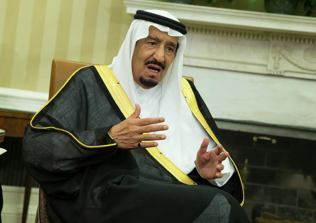 Saudi Arabia is nervous as its mountain of oil money is quickly vanishing.