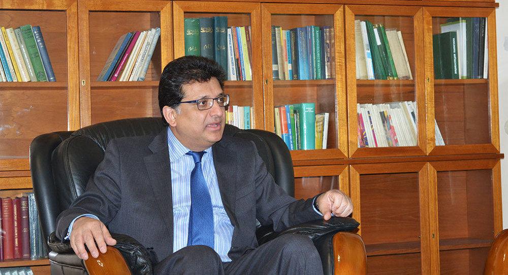 Zaheer Janjua, the Pakistani ambassador to Russia