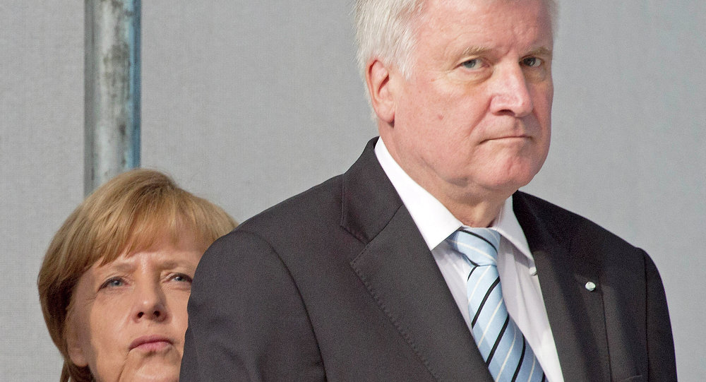Horst Seehofer, the leader of the right wing Bavarian Christian Social Union said that no society could cope with such prolonged increases in migrants influxes, saying Merkel had sent completely the wrong signal to the world.