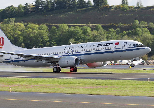 Air China Boeing 737-800