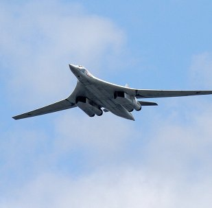 Tu-160 is a supersonic, variable-sweep wing heavy strategic bomber.