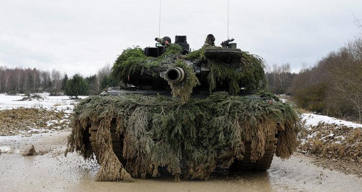 German army Leopard 2