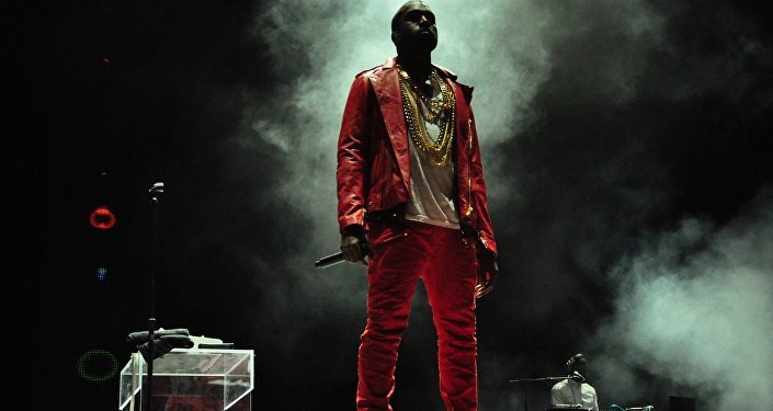 If a billionaire reality TV star can run for president, then why not Kanye West?
