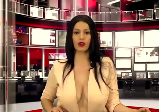 Enki Bracaj Zjarr news channel Albania