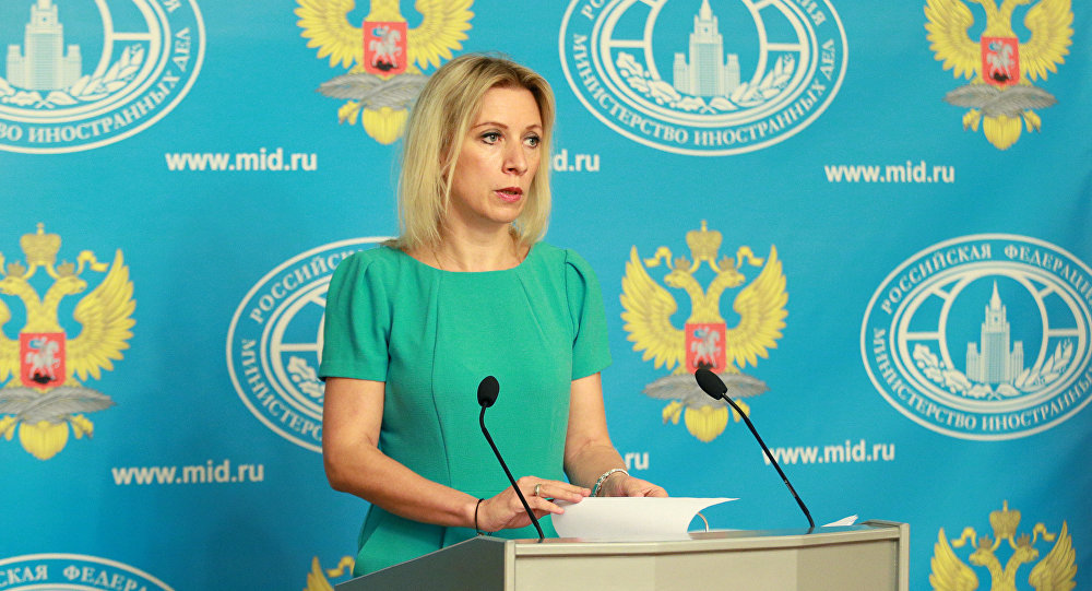 Briefing by official spokesman for Foreign Ministry Maria Zakharova