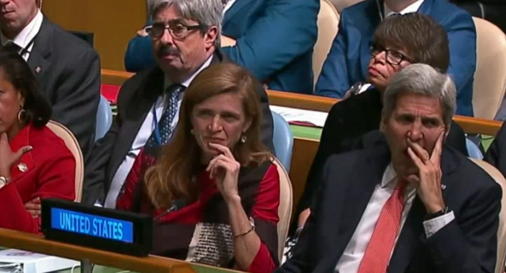 President Obama's speech to the United Nations General Assembly may not have been as rousing as he'd hoped.