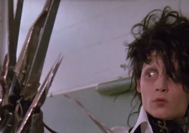 Mr. Scissorhands
