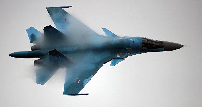 Su-34 bomber