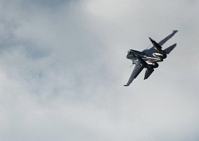 Su-30SM fighter