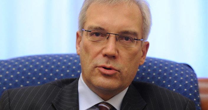 Alexander Glushko. File photo
