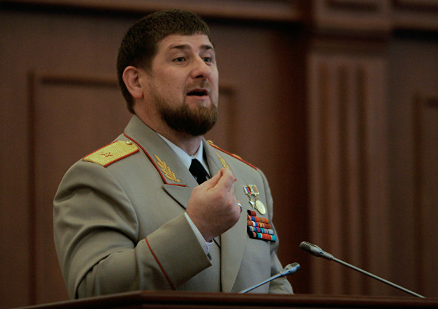 Chechen leader Ramzan Kadyrov said that nobody cares what West thinks about the Russian Air Force operation in Syria.