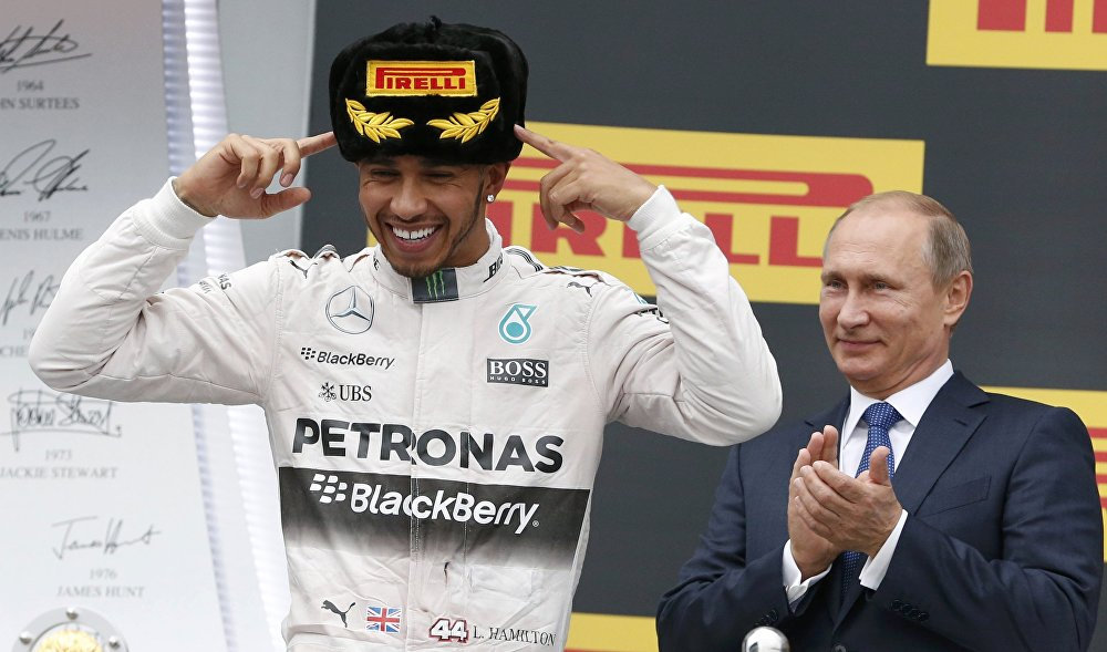 Image result for putin formula 1