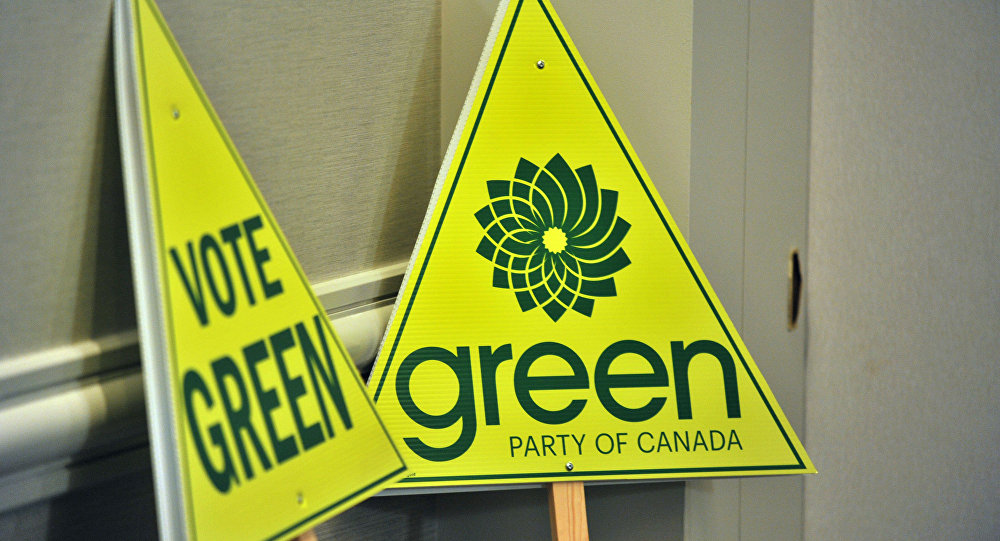 The Green Party of Canada