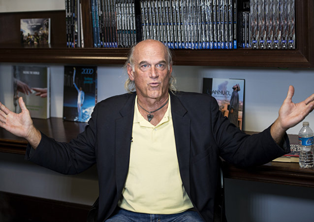 The United States is a fascist government that is controlled by large corporations in pursuit of money, former Minnesota governor Jesse Ventura told Xinhua in an interview.